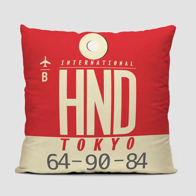 HND Pillow Cover
