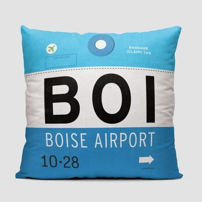 BOI Pillow Cover