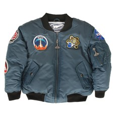 Kid's Space Shuttle Jacket