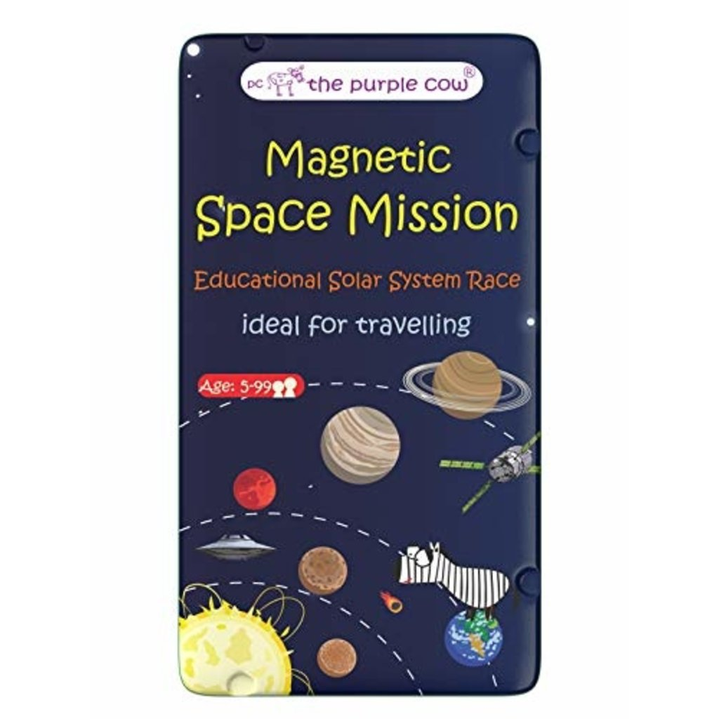 To Go Travel Game Space Mission