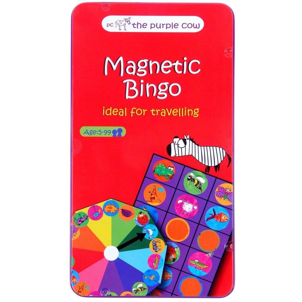 To Go Travel Game  Bingo