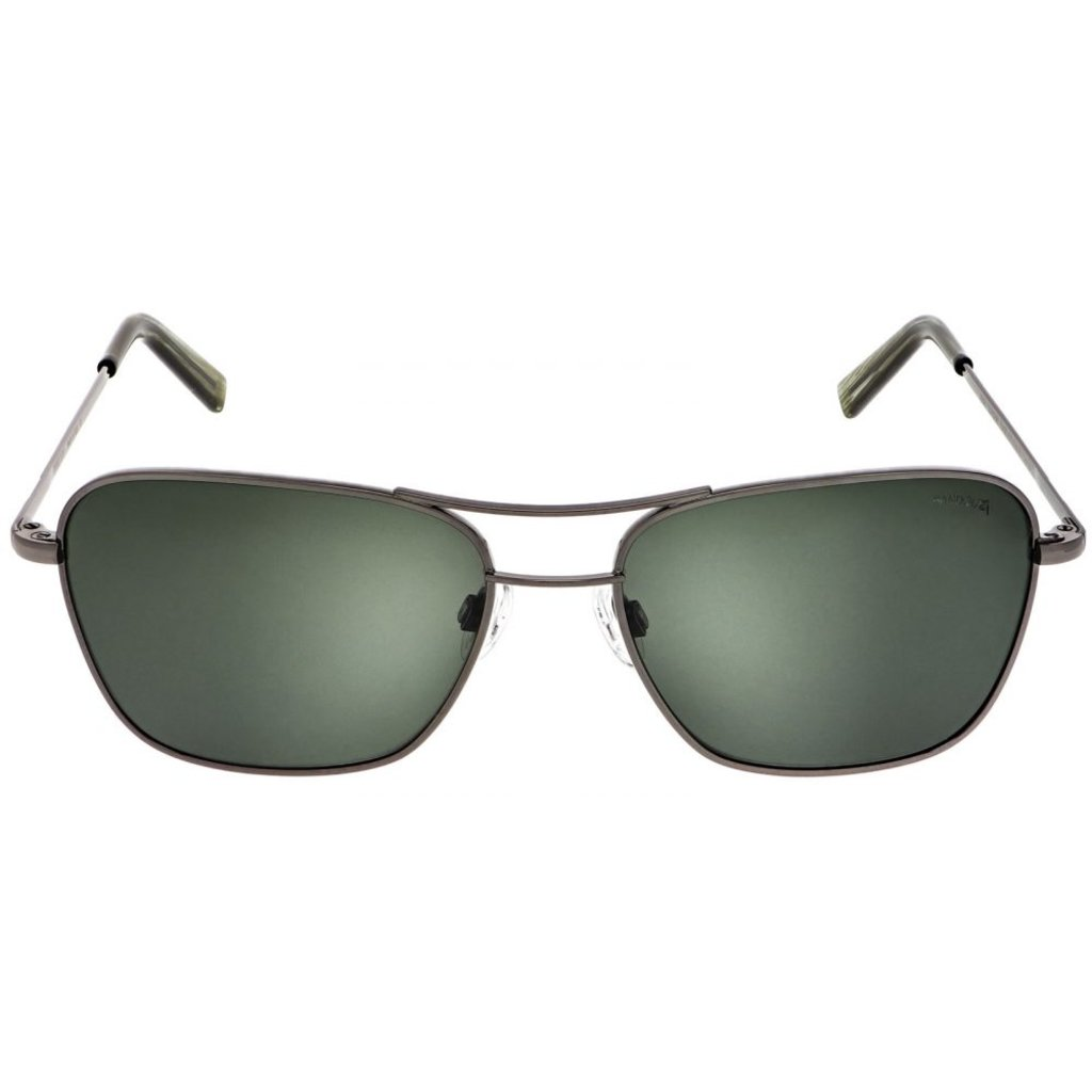 CORSAIR Silver Frame Glass Gray Lens