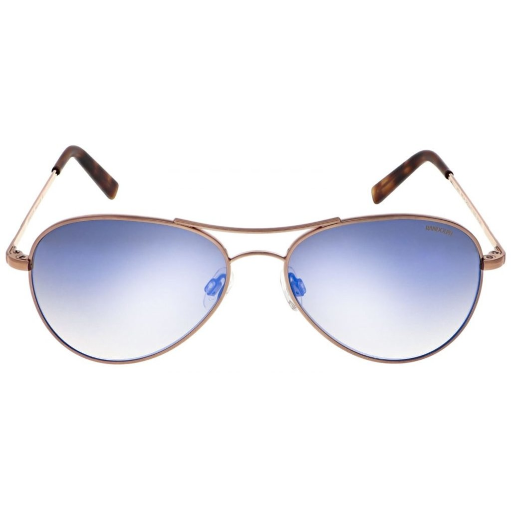 AMELIA Chocolate Gold Frame Sky Force Air Lens