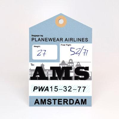 AMS Sticker