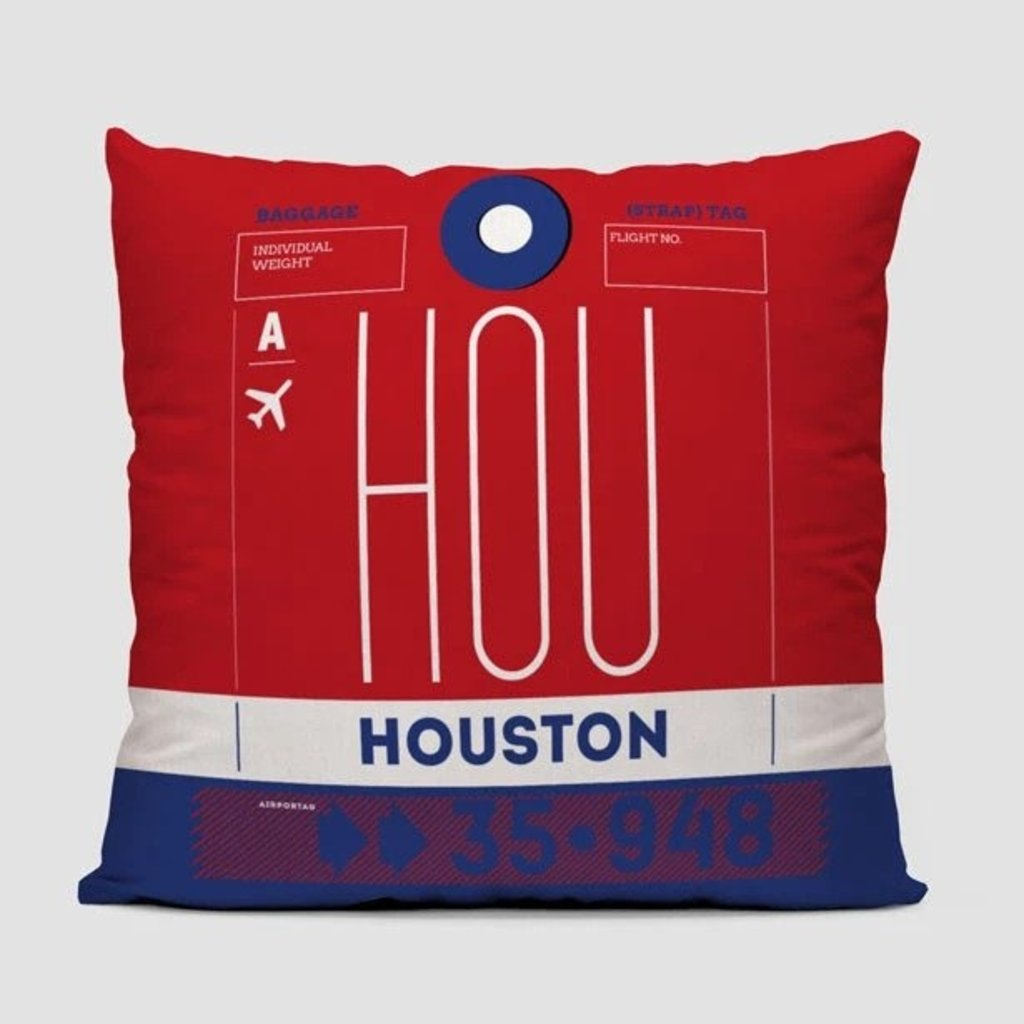 HOU Pillow Cover