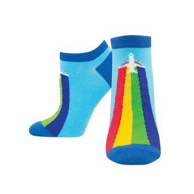 Women's Rainbow Socks
