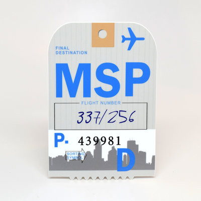MSP Sticker