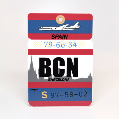 BCN Sticker