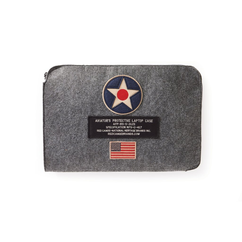 US Roundel Laptop Case