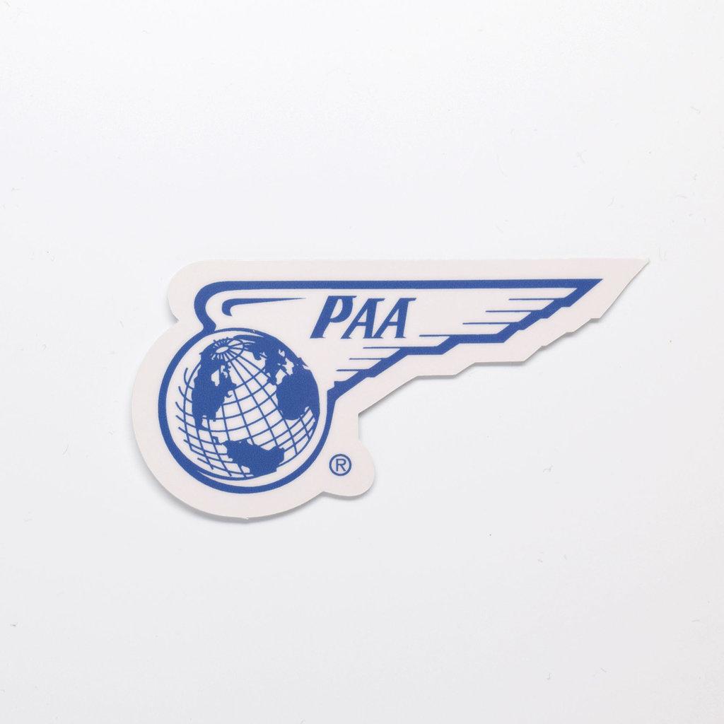 Pan Am Travel Sticker PAA
