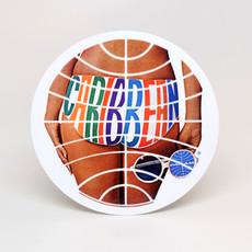 Pan Am Travel Sticker-Carribbean