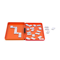 To Go Travel Game Domino
