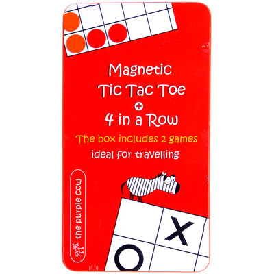To Go Travel Game Tic-Tac Toe