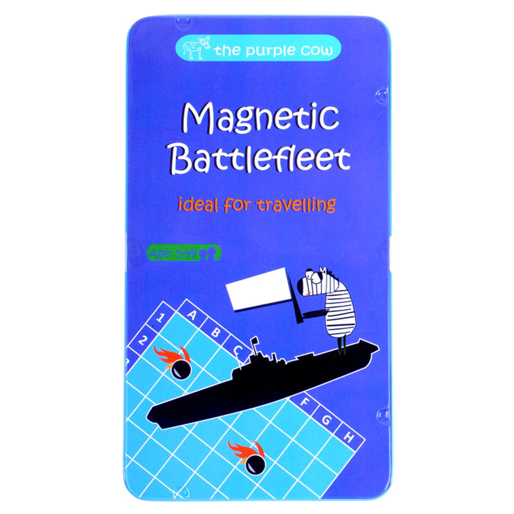 To Go Travel Game Battleship