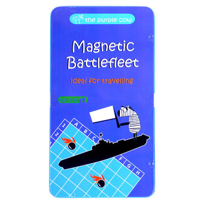 To Go Travel Game Battleship