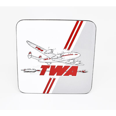 TWA Connie Coaster