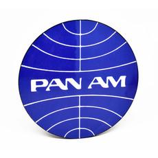 Pan Am Classic Globe Logo Coaster