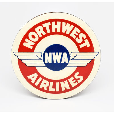 Northwest Airlines Coaster
