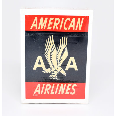 Vintage American Airlines Playing Cards