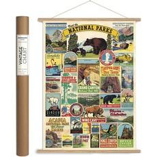Vertical Vintage Poster Kit