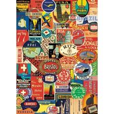 Bon Voyage Poster & Wrap