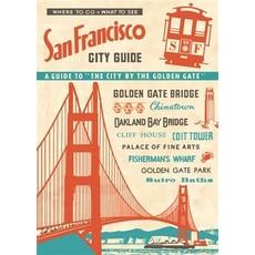 San Francisco Guide Poster & Wrap
