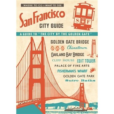 San Francisco Guide Poster & Wrap