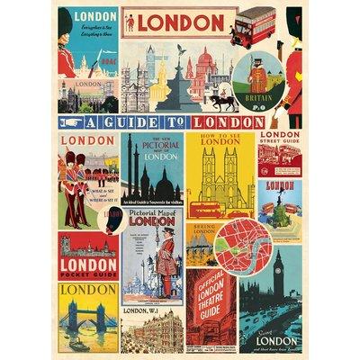 London Poster & Wrap