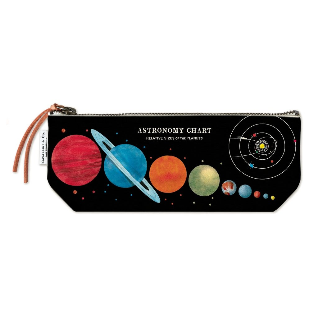 Astronomy Chart Mini Pouch