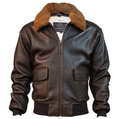 Top Gun G-1 Leather Jacket