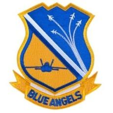 Blue Angels Patch