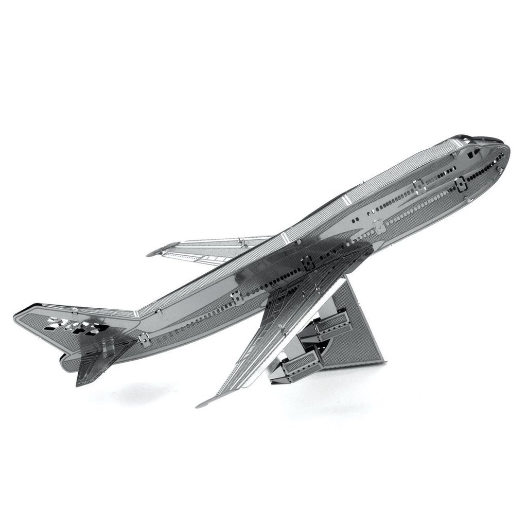 Metal Earth Boeing 747