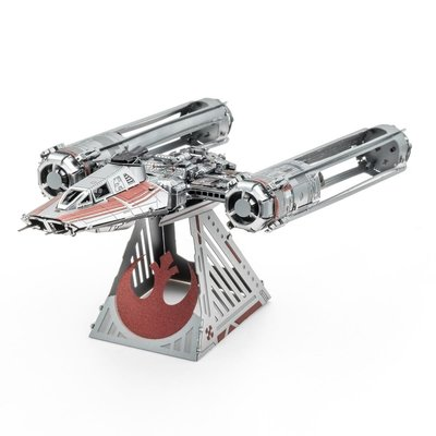 Metal Earth  STAR WARS Zorii's Y-Wing Fighter