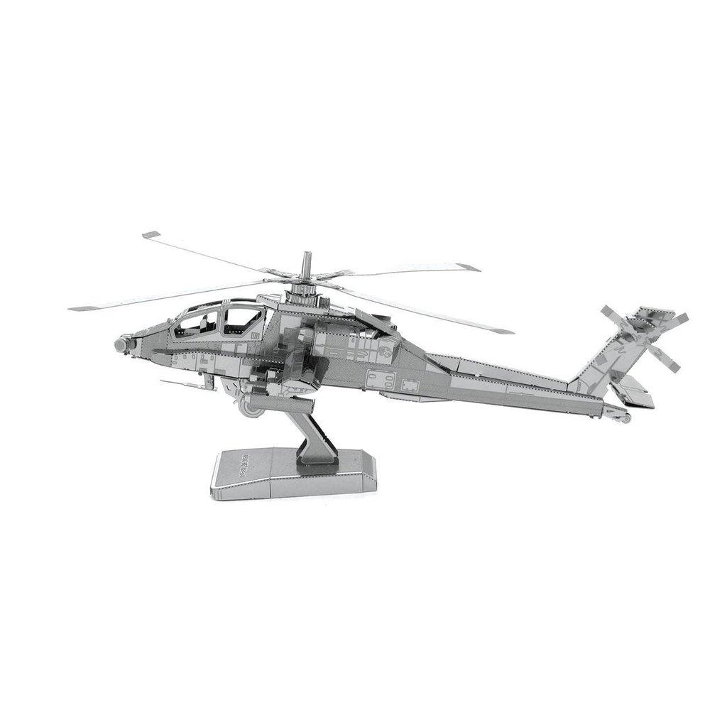 Metal Earth AH-64 Apache