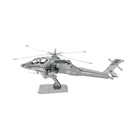Metal Earth AH-64 Apache