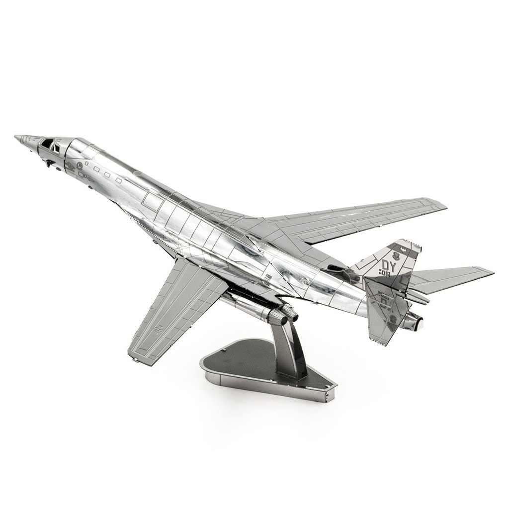 Metal Earth Rockwell B-1B Lancer