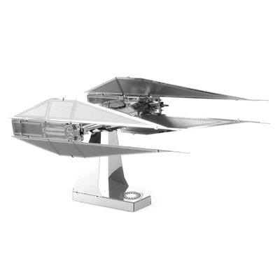 Metal Earth  STAR WARS Kylo Rens TIE Silencer