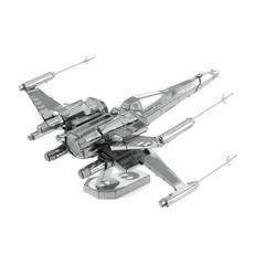 Metal Earth STAR WARS Poe Dameron's X-Wing Fighter