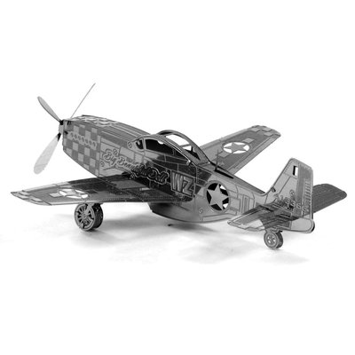 Metal Earth Mustang P-51