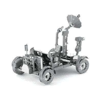 Metal Earth Lunar Rover