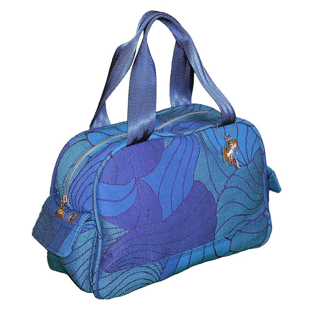 Jumpseat Touring Bag Blue Lagoon