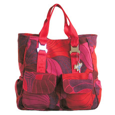 Jumpseat Tote Tropical Sunset