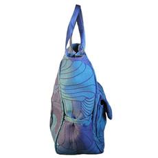 Jumpseat Tote Bag Blue Lagoon