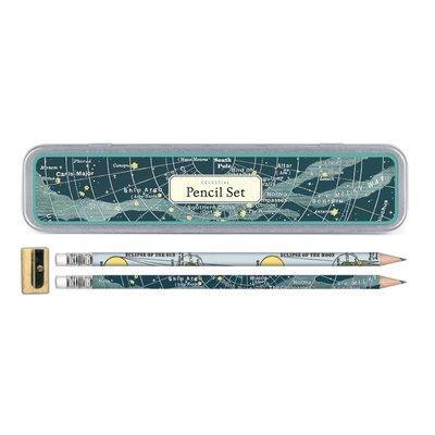 Celestial Pencil Set