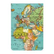 Vintage Maps Pocket Notebooks