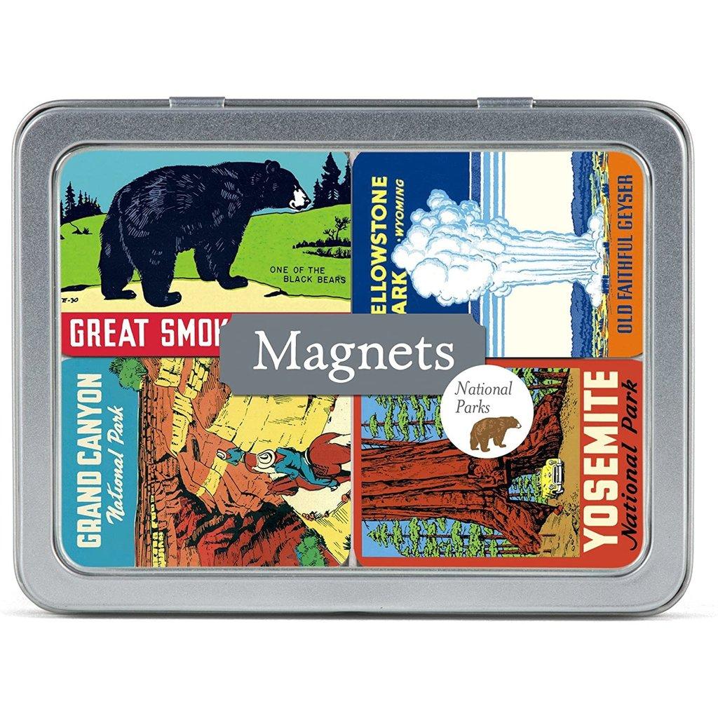 National Parks Magnets
