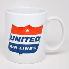 United 1950's Logo Mug
