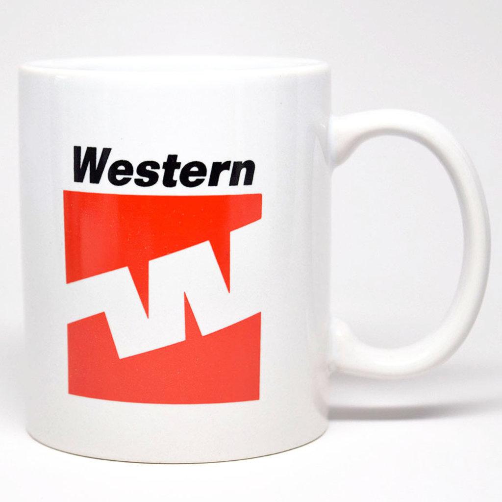 Western Mug