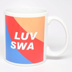 SWA Southwest Luv Mug