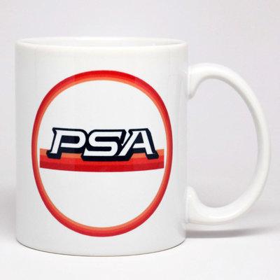 PSA  Mug